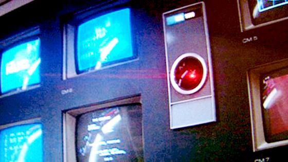 HAL 9000. BRUH.
