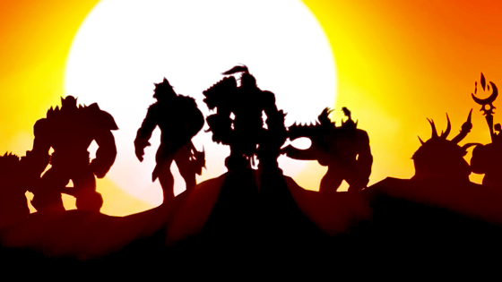 WARLORDS OF DRAENOR.