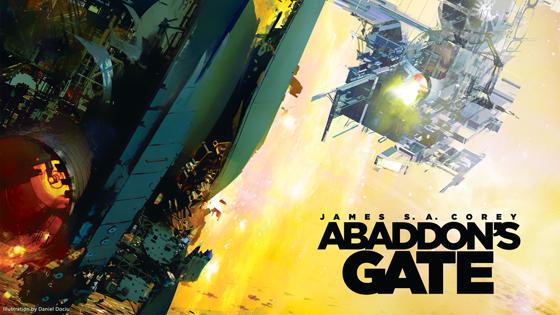 Abaddon's Gate.