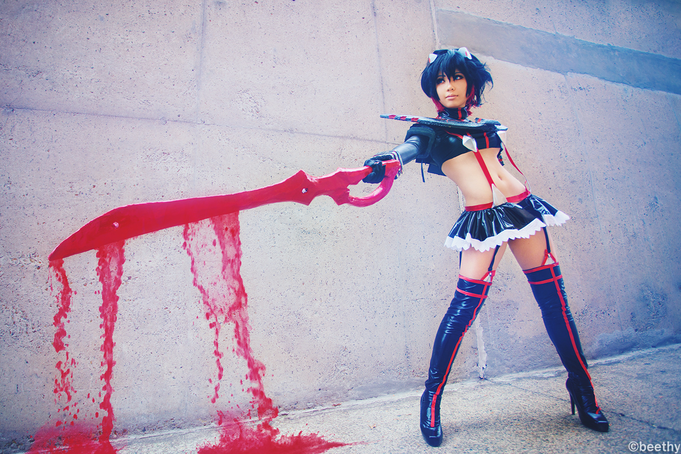 kill la kill ryuko cosplay