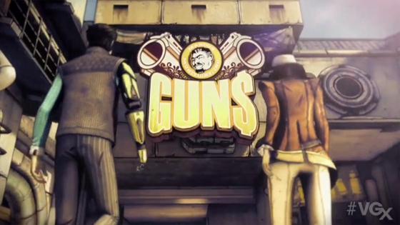 Tales from the Borderlands trailer.