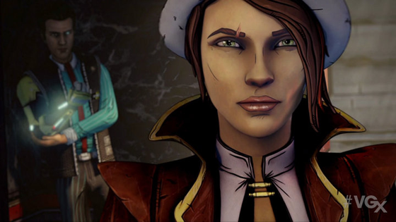 Tales from the Borderlands.