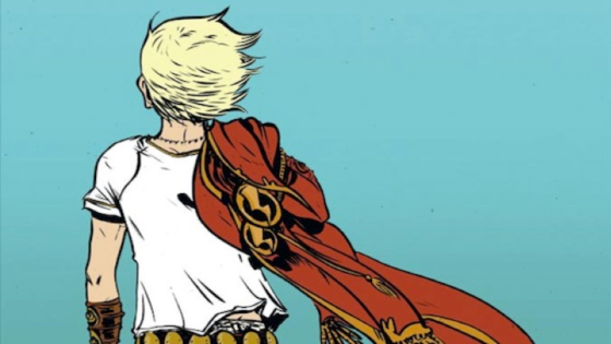 Battling Boy.
