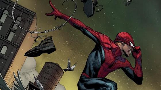 Amazing Spider-Man #1.