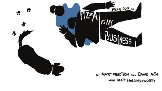 Pizza is my business.