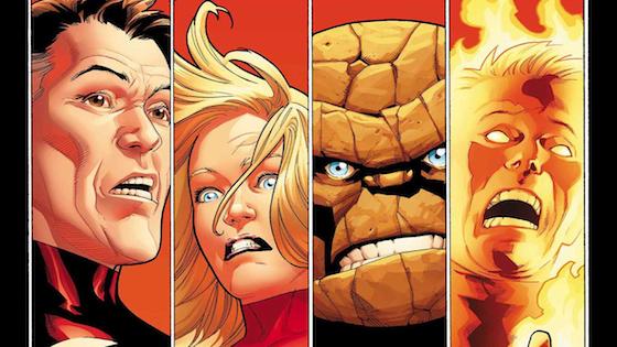 Fantastic Four #1.