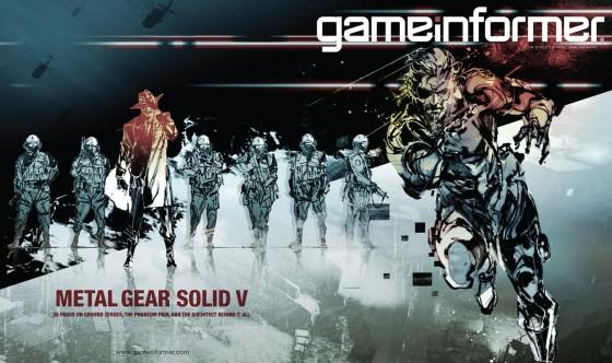 Metal Gear Solid V.