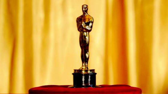 The fucking Oscar!