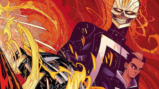 All New Ghost Rider #1.