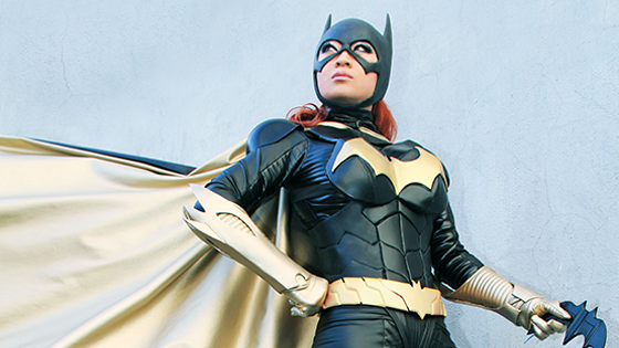 Batgirl time!