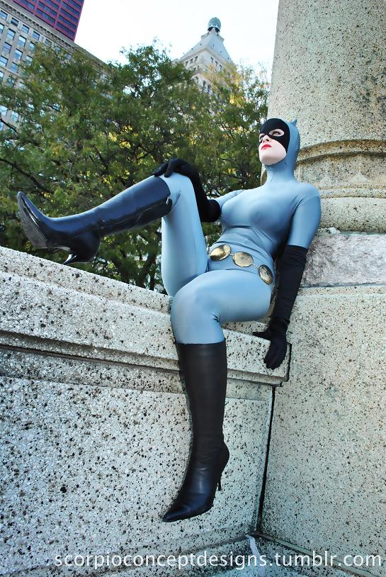 Cosplay This Catwoman Is Body Suit Bliss Omega Level