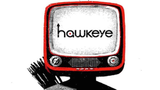 Hawkeye #17.