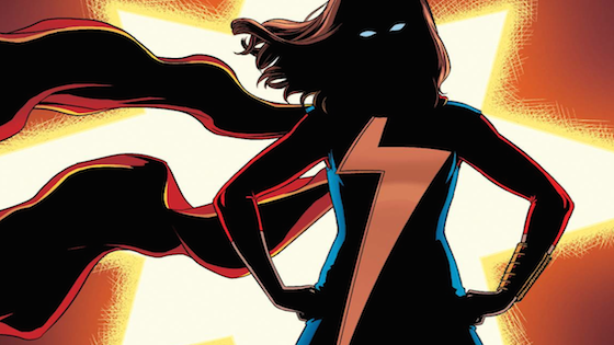 Ms. Marvel #2.
