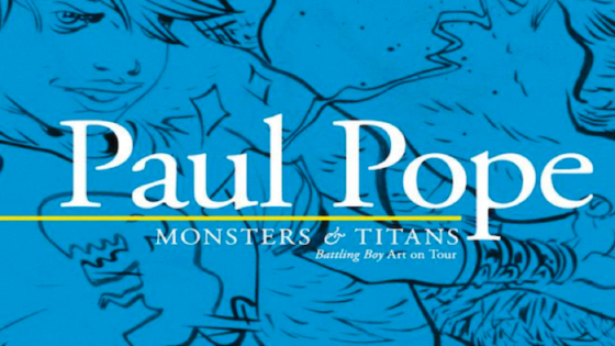 Paul Pope.