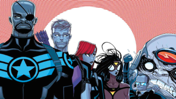 Secret Avengers #1.