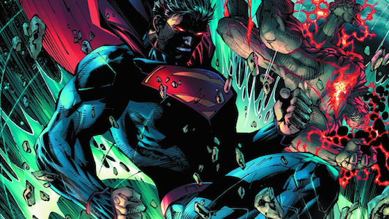 Superman Unchained #6.
