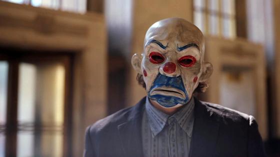 The Joker heist