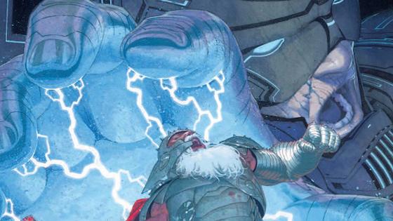 Thor guy.