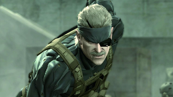 solid snake and shit