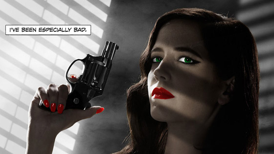 A Dame To Kill For.