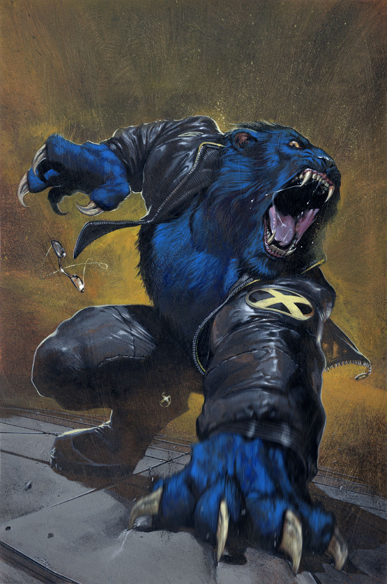Top Wallpaper Marvel Beast - Beast-by-Gabriele-Dell%E2%80%99Otto  Image_25485.jpg