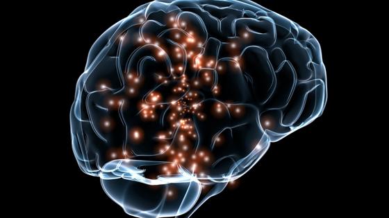 Brain implant.
