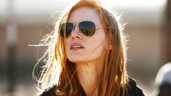 Jessica Chastain.