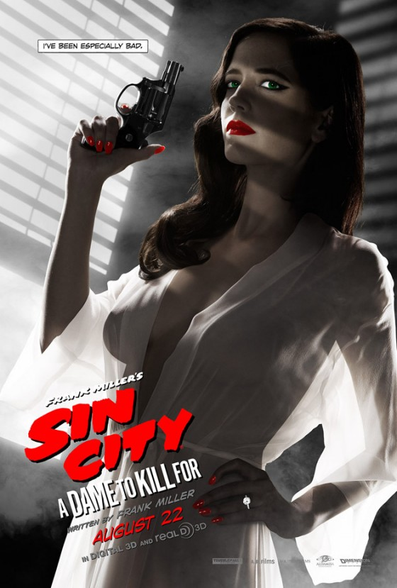 Sin City - A Dame To Kill For.