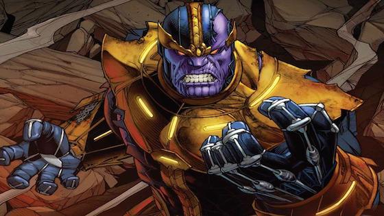 Thanos Annual.