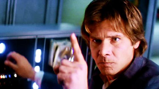 Harrison Ford / Han Solo