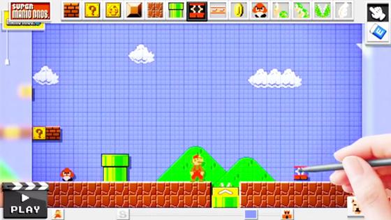 Mario Maker!