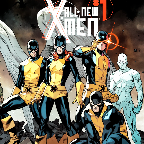 All-New X-Men.