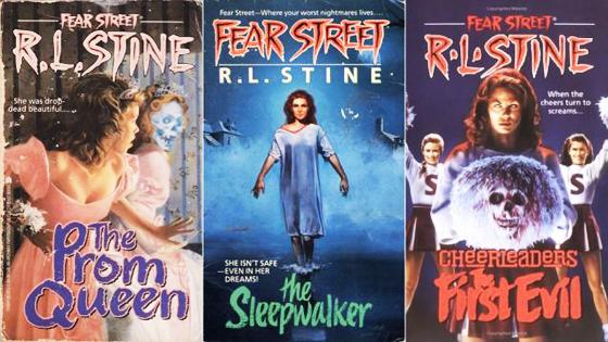 Fear Street.