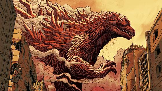 Godzilla - Cataclysm #1