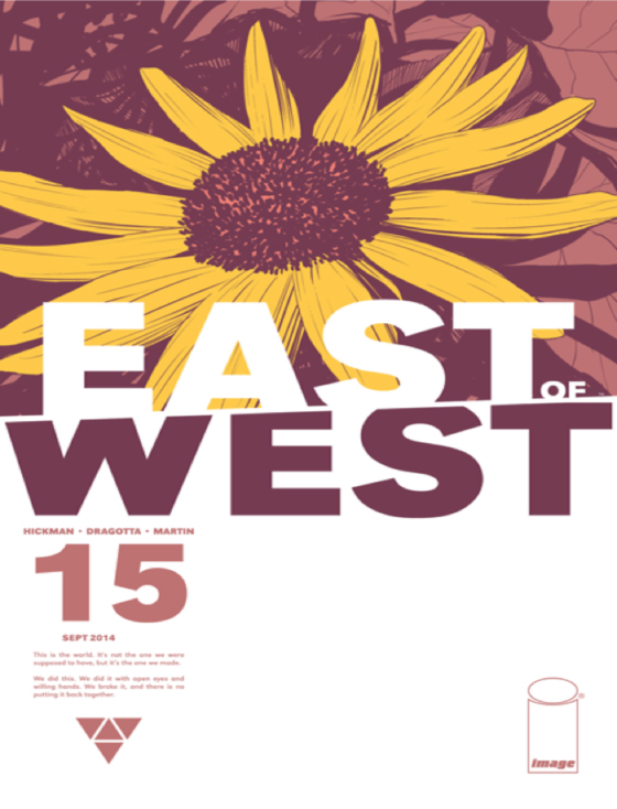 East of West #15.