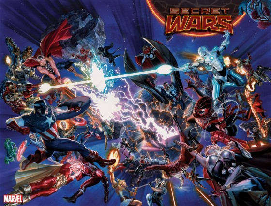 Full Size Secret Wars Bro!