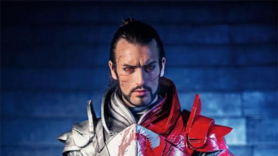 Dragon Age! Shepard!