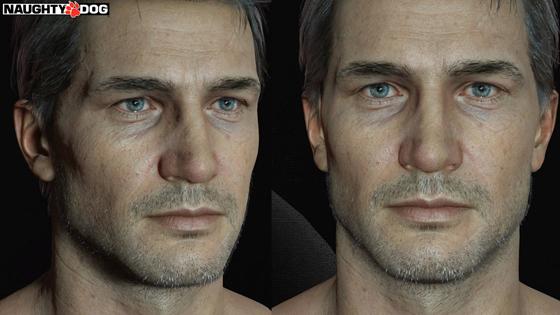 Naughty Dog Artist Drops Hd Images Of Nathan Drake Model