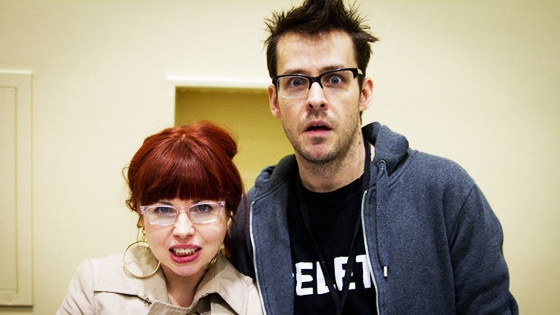 Kelly Sue DeConnick and Matt Fraction