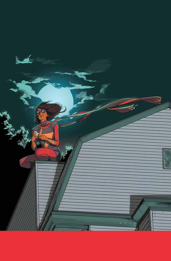 Ms. Marvel #11.