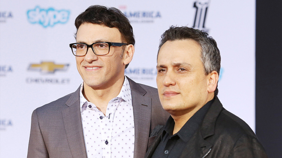 The Russo Brothers.