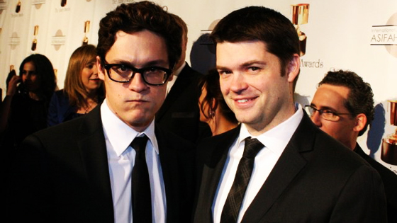 Phil Lord. Chris Miller.