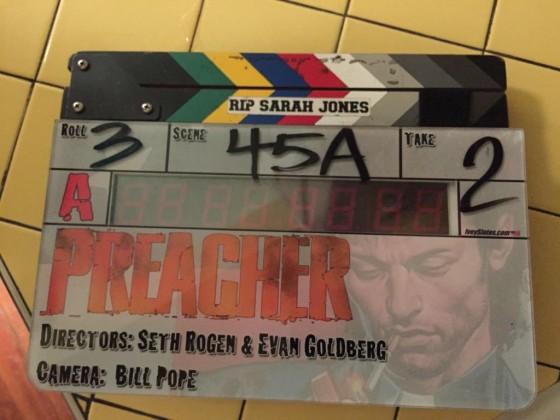 Preacher!
