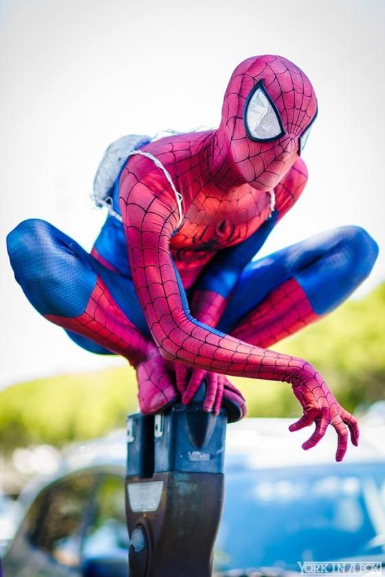 Spider-Mannnng.