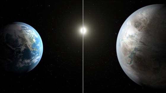 Near-Earth-Sized-Planet