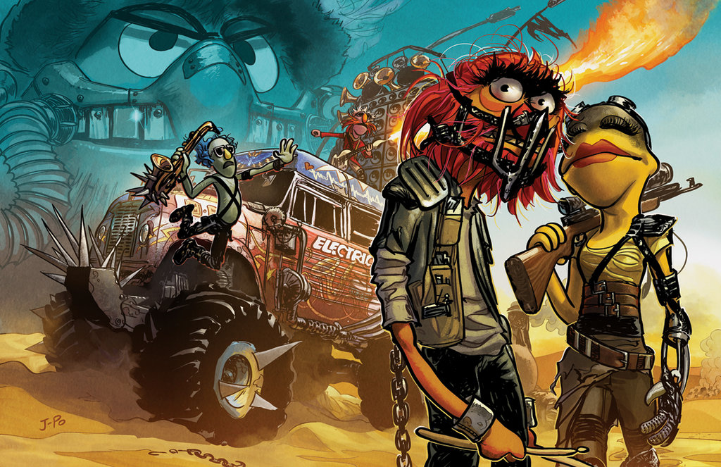 Mad Max Muppet Road Is The Post Apocalypse We May Be