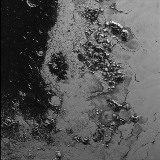 Stunning on Pluto Timez