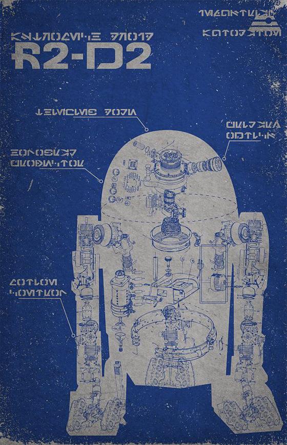 Build Your R2-D2