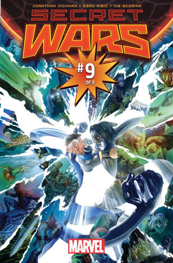 Secret Wars #9.