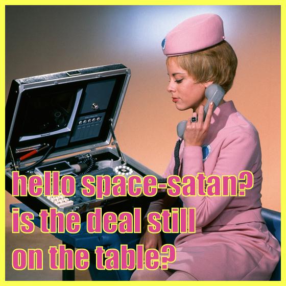 space-satan